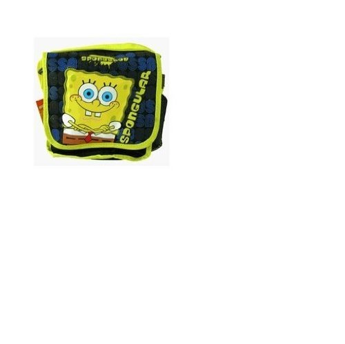 Spongebob Squarepants Lunch Bag : School supply