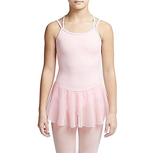 Capezio Girls Carefree Camisole Dress, Pink, Small