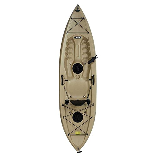 Lifetime Tamarack Sit-On-Top Kayak, Tan, 120'