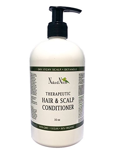 Oil Neem Shampoo - Neem Scalp Conditioner (16 Ounce), Pure Organic Neem, 3 Sizes, Best Prices