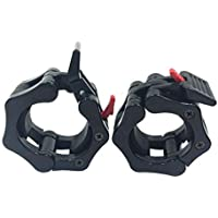 Greententljs Olympic Barbell Clamps 2 inch Quick Release...