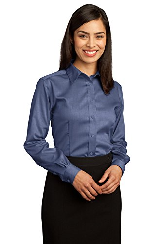 Maternity Oxford (Red House Women's Non Iron Pinpoint Oxford L Vintage Navy)