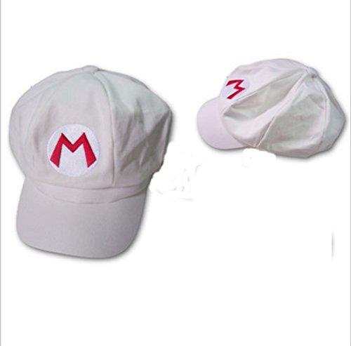 Mario hat: Mario Fire costume hat kids/adult Super Mario Bros Nintendo
