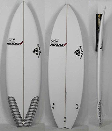 雑誌で紹介された 5'11 Crystal サーフボード Dreams SURF BOARD 5'11 [FLAY] AKABA クリスタルドリーム BOARD HIRO氏シェイプ サーフボード B00V4GNVAA, ハラムラ:40833bfb --- vanhavertotgracht.nl