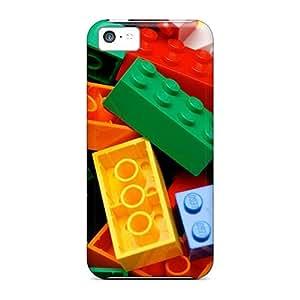 Excellent Design Lego Phone Case For Iphone 5c Premium Tpu Case