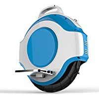 Hoverboard Electric Unicycle / Scooter, Single Wheel Self-Balancing, 30km Autonomy, Rechargeable Samsung 350× 2,Weighs Only 10K with Bluetooth