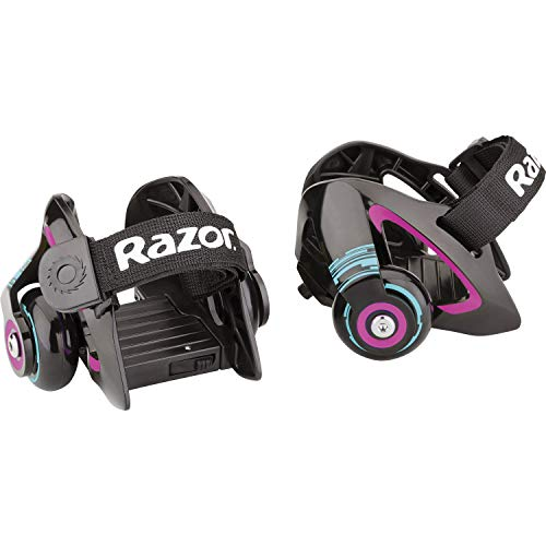 Razor Jetts Heel Wheels - Purple - FFP