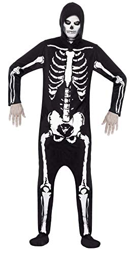 Smiffys SKELETON COSTUME