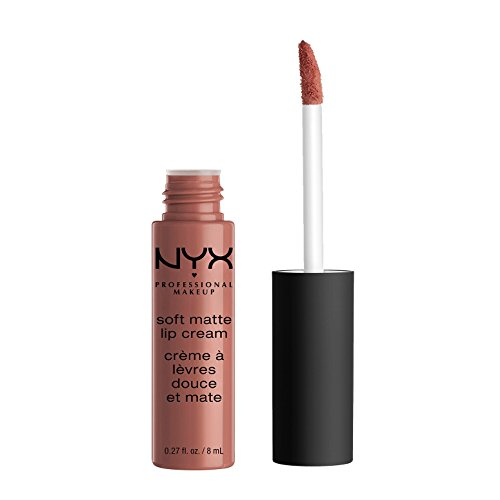 NYX PROFESSIONAL MAKEUP Soft Matte Lip Cream, Cannes, 0.27 F
