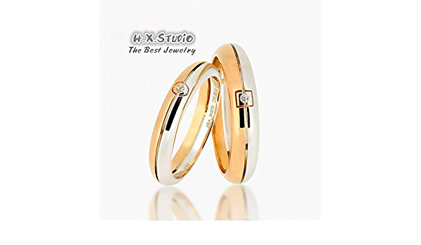 7 6 Solid 18ct Carat Gold 2 3 4 5 8mm Slight Court Wedding Band//Ring 2.5