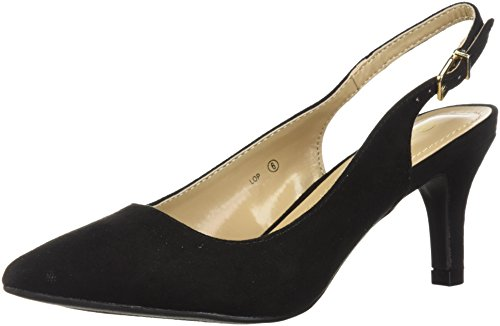 Black Pump WoMen Dream Suede Lop Sq6wW7Rn