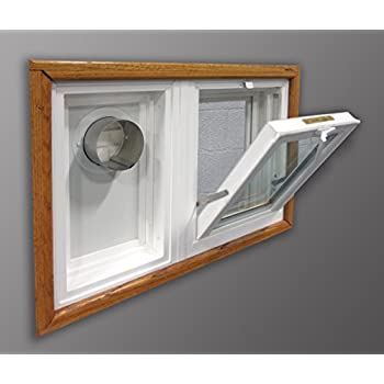 Amazon Com Window Dryer Vent Adjusts 24 Inch Through 36