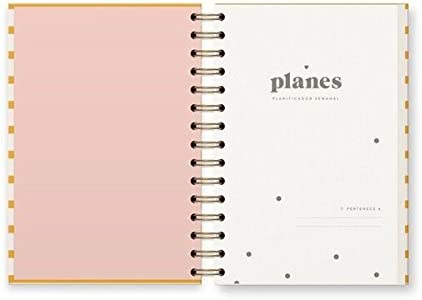 Amazon.com : Charuca PLS10 - Planner with Cap, Yellow ...