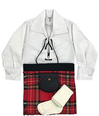 para beb/é Glasgow Kilt Company Abrigo