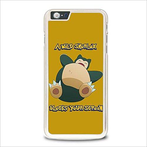 Coque,Snorlax Pokemon Case Cover For Coque iphone 6 / Coque iphone 6s