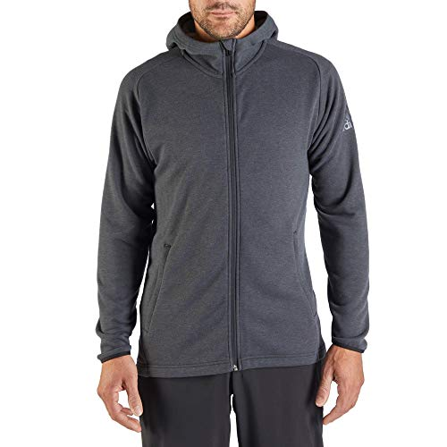 Originals Carbon Hooded Fl Hoodie black Hombre Sweatshirt First Adidas PxfUnzf