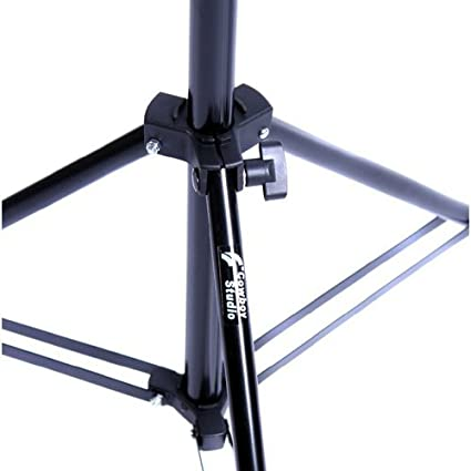 CowboyStudio Photography Photo Studio Flash Mount D Three Umbrellas Kit with Light Stand