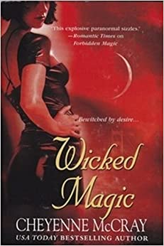 Wicked Magic[hardcover, d'anu Witch Series] (d'anu, 3)