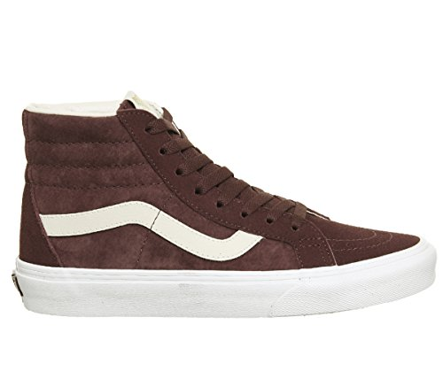 True Port Exclusive White Suede Baskets vd5i6bt homme Sk8 Vans Hi mode Eggnog pqwPxFz0U