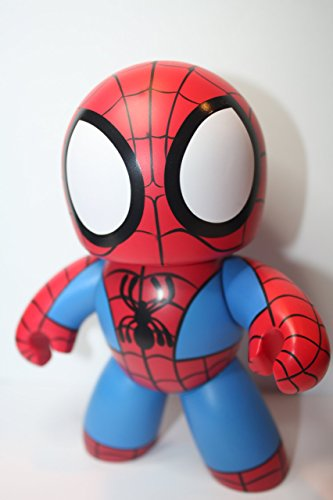 Hasbro Marvel Mighty Muggs Series 1 Spider-Man Vinyl Figure