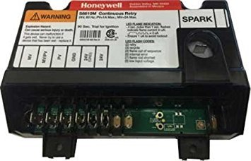 Replacement for Honeywell Furnace Integrated Pilot Module Ignition Control Circuit Board S8610M