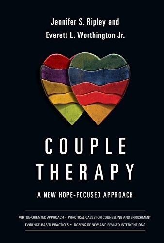 Couple Therapy: A New Hope-Focused Approach by Jennifer S. Ripley - Mall Shopping Everett