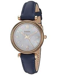 Fossil ES4502 Reloj para Mujer, color Azul