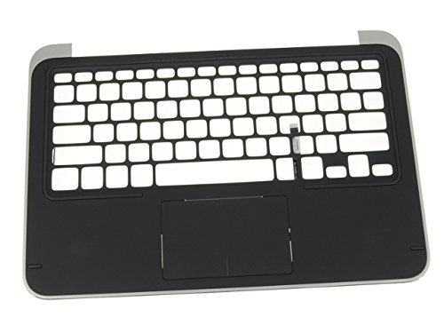 YHKXX - New - Dell XPS 12 (9Q23) Palmrest Touchpad Assembly - YHKXX (Dell Assembly)