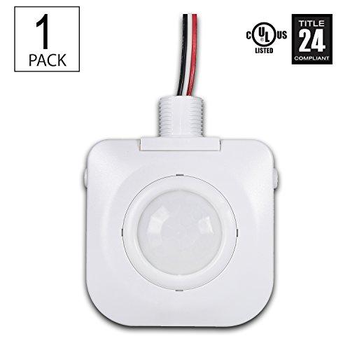 Passive Infrared Occupancy Sensor - 2