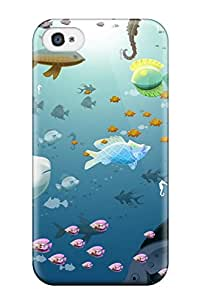 New Style Case Cover, Fashionable Iphone 4/4s Case - Animal 8853320K49234754