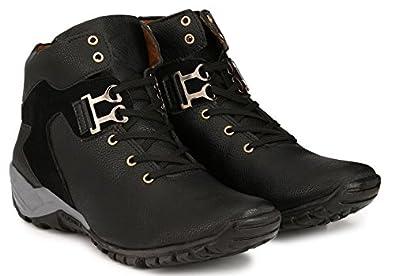 7432f58f4416b fadiso Men's Dashing Look Casual Boots