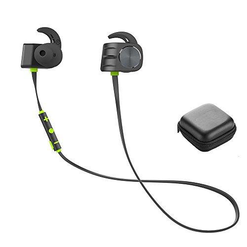 PLEXTONE IPX5 Waterproof BX338 Bluetooth Wireless Ear-hook E