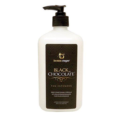 (Brown Sugar Black Chocolate Tan Extender, 18 oz)