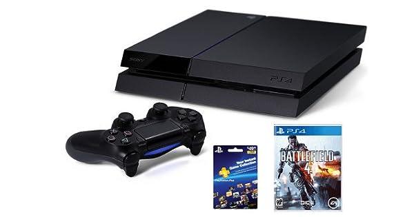 Amazon.com: PlayStation 4 Battlefield 4 Launch Day Bundle ...