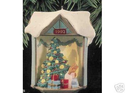 Santa Sunrise (Hallmark 1992 Look It's Santa Keepsake Ornament QLX7094)