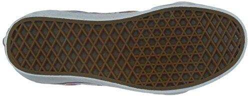 Vans Unisexe Sk8-hi Réédition De Mode Tropicale Baskets Chaussures Multi Couleur