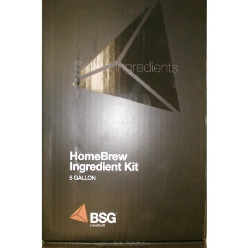 BSG HandCraft India Pale Ale (IPA) HomeBrew Ingredient Kit by BSG Select Ingredients -