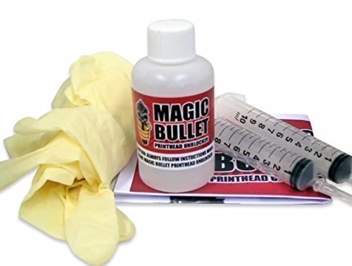 Magic Bullet Print Head Cleaner and Unblocker Kit