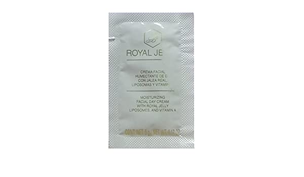 Amazon.com: Royal Jelly Crema Facial Humectante de Dia con Jalea Real, Liposomas y Vitamina A Moisturizing Facial Day Cream with Royal Jelly, Liposomes and ...