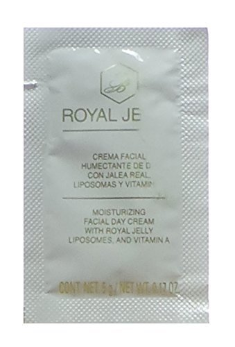 Royal Jelly Crema Facial Humectante de Dia con Jalea Real, Liposomas y Vitamina A Moisturizing