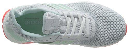 adidas Ultra Boost St W, Zapatillas de Running para Mujer Varios colores (Blanco (Ftwbla / Menhie / Rojimp))