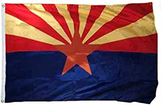 product image for Valley Forge Arizona Flag 4 x 6 Feet Nylon - Outdoor