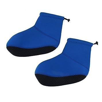Deportes acuáticos DealMux neopreno de natación buceo surf Calcetines voleibol de arena de natación Zapatos botines