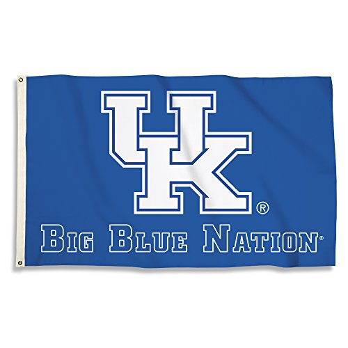 NCAA Kentucky Wildcats Unisex NCAA Big Blue Nation 3' x 5' F