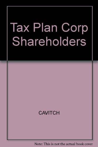 Tax Plan Corp Shareholders