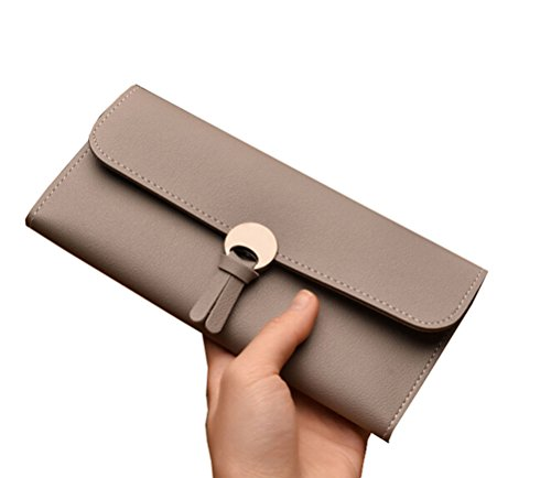 3 PU Case Card Leather Wallet Clutch Tuesdays2 Color Long Handbag Bag Women Purse Holder CHw6qHg