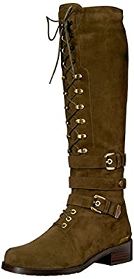 Stuart Weitzman Women's Policelady Knee High Boot