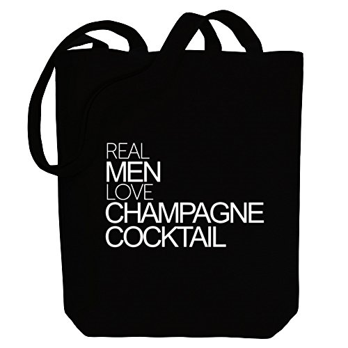 Idakoos Real men love Champagne Cocktail Getränke Bereich für ...