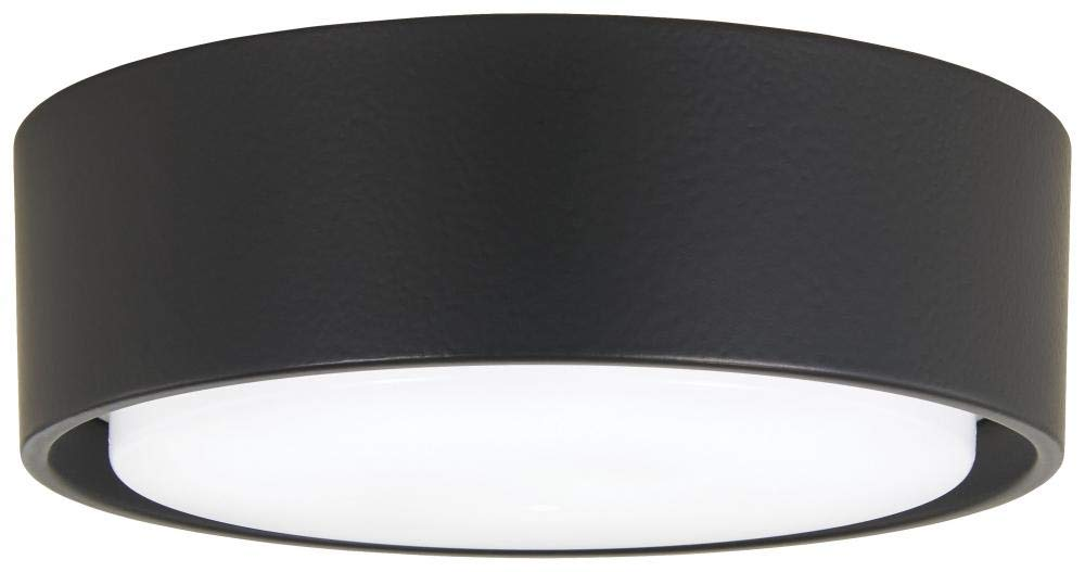 Minka-Aire K9787L-CL Simple 1-Light Kit LED, 20 Watts, Coal