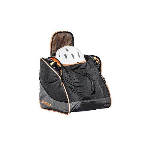Sportube Freeloader Padded Gear and Boot Bag Orange/Black by Sportube